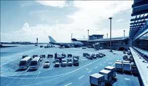 Chaîne d'approvisionnement aéroportuaire
