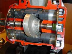 Compresseur de climatisation automobile
