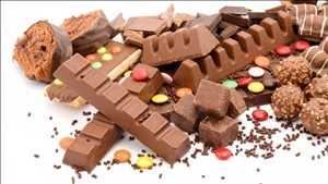 Confiserie sans cacao