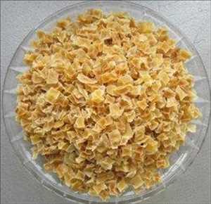 Granules de pommes de terre