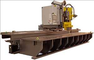 Machine de soudage par friction rotative