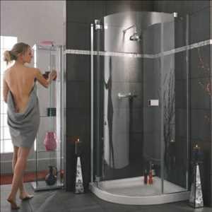 Cabine de douche et cabines