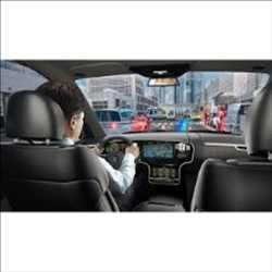 Marché automobile mondial de réalité augmentée