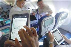 Marché mondial des services Wi-Fi en vol