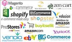 Plateforme de commerce électronique