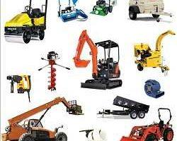 Marché mondial des équipements de construction