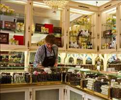 Marché mondial du chocolat au détail