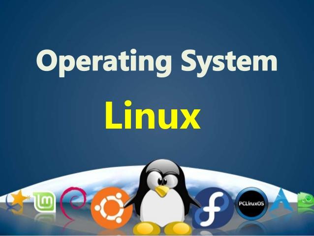 Système d'exploitation Linux