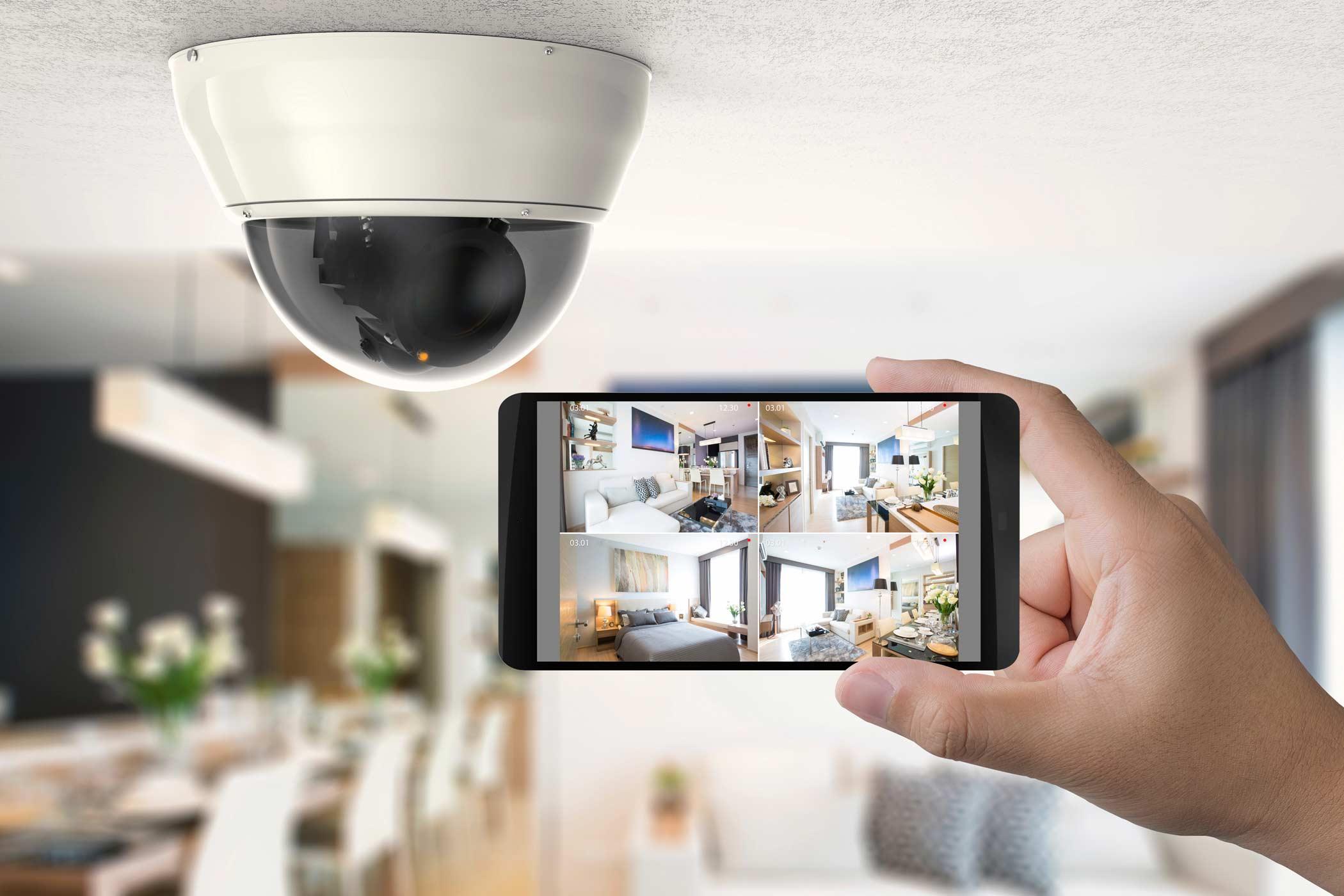 Système de vidéosurveillance mobile