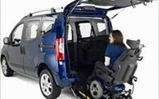 Convertisseurs de véhicules accessibles en fauteuil roulant