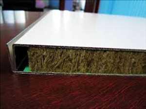 Panneaux isolés composites Marché