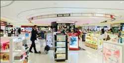 Marché mondial de la vente au détail dans les aéroports