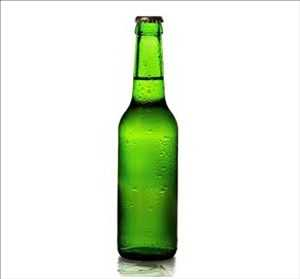 Bouteille de bière Marché