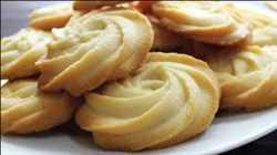 Globale biscuits au beurre Marché