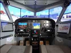 Globale Simulateur de vol Marché
