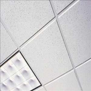 Tuiles de plafond de gypse Marché