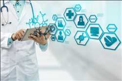 Marché des étiquettes de santé et de laboratoire