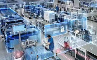 Marché mondial de l'Internet des objets industriel (IIoT)