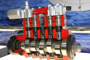 Marché mondial du diesel marin