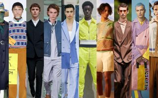 Marché mondial des vêtements pour hommes