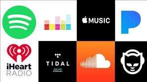 Marché mondial des services de streaming de musique