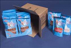 Globale Emballage au point d'achat Marché