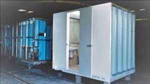 Pods de salle de bain préfabriqués Marché