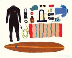 Marché mondial des équipements de surf