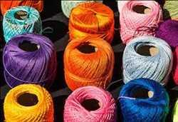 Marché mondial des fils textiles